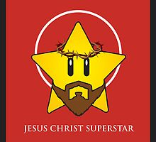 Jesus Christ Superstar by Sam Pea