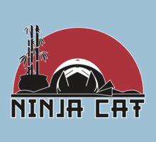 Ninja Cat - Zen Kids Clothes