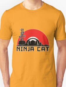 Ninja Cat - Zen T-Shirt