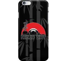 Ninja Cat - Zen iPhone Case/Skin