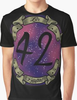 LIFE, UNIVERSE AND EVERYTHING! Graphic T-Shirt