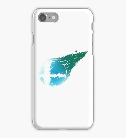 CLOUD SMASH iPhone Case/Skin