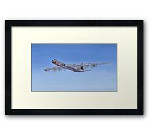 Convair B-36 Peacemaker Framed Print