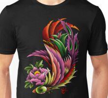 Peony Firebird Unisex T-Shirt