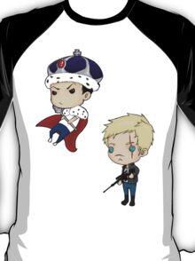 Moriarty and Moran chibis T-Shirt