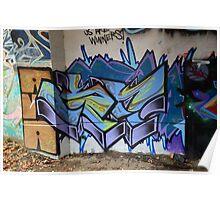 Classic Graffiti - Poster