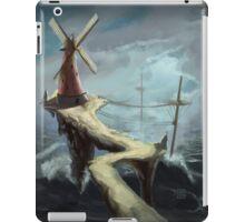 Lone Windmill iPad Case/Skin