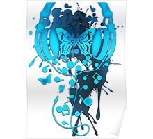 Butterfly_Notes Poster
