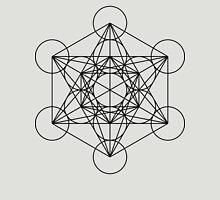 Metatron's Cube - Sacred Geometry Unisex T-Shirt