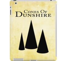 are the cones a metaphor? well yes and no. iPad Case/Skin