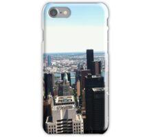 New York Sky iPhone Case/Skin
