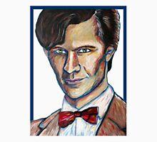 Matt Smith Doctor Who Van Gogh Unisex T-Shirt