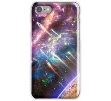 Time For Us To Leave! iPhone Case/Skin