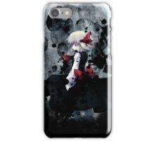 Rumia in darkness iPhone Case/Skin