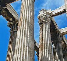 Temple of Zeus by RandomlyFandom