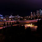 Seattle Night by Chad Dutson