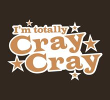 I'm totally CRAY CRAY with stars by jazzydevil