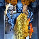 Angkor Wat Temple, Cambodia by Geoffrey Higges