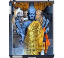 Angkor Wat Temple, Cambodia iPad Case/Skin