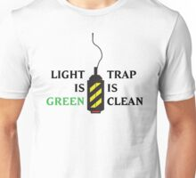 Ghostbusters - Light is Green, Trap is Clean Unisex T-Shirt