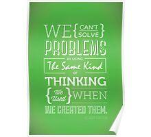 Genius Advise Poster