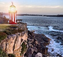 Sydney Lighthouse  by James Toh