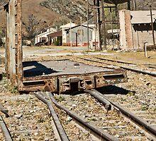 Down The Railyard by photograham