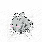 Dust Bunny!  by charsheee