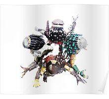 Predators Game Poster