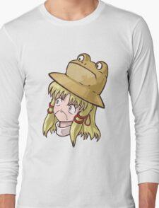 Suwako Moriya Long Sleeve T-Shirt