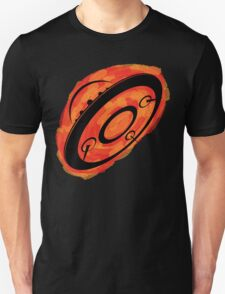 U.F.O. (red and orange glow) T-Shirt