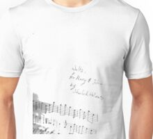 Waltz - For Mary & John by Sherlock Holmes Unisex T-Shirt