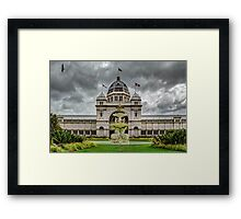 Guardians of the Royal Framed Print