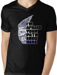 I'm afraid your path ends here (Shadow Jago variant) Mens V-Neck T-Shirt
