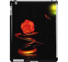 Spiral rose iPad Case/Skin