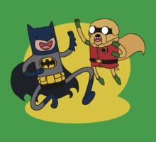 Batfinn and Robjake by MichielvB