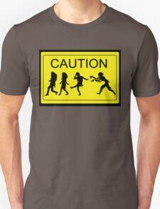 Zombies Xing T-Shirt
