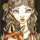 Princess Phoebe and Theodore the Great by tanyabond