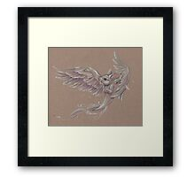 Misty Winds Framed Print