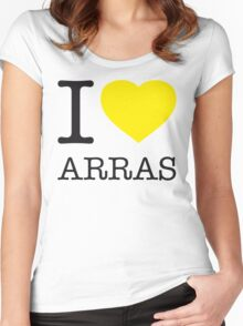 I ♥ ARRAS Women's Fitted Scoop T-Shirt
