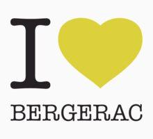 I ♥ BERGERAC Kids Clothes