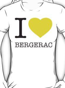 I ♥ BERGERAC T-Shirt