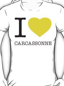 I ♥ CARCASSONNE T-Shirt