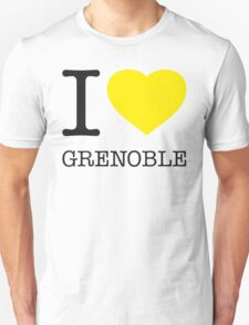 I ♥ GRENOBLE Unisex T-Shirt