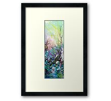 Tranquility 1 Framed Print