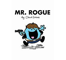 Mr Rogue Photographic Print