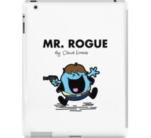 Mr Rogue iPad Case/Skin