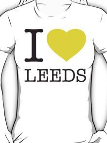 I ♥ LEEDS T-Shirt