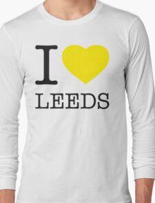 I ♥ LEEDS Long Sleeve T-Shirt