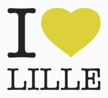I ♥ LILLE Kids Clothes
